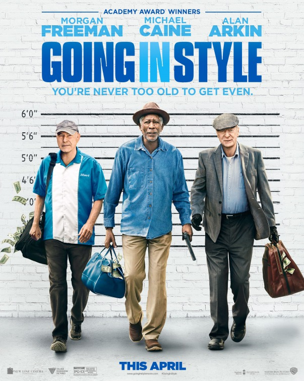 Image result for going in style movie poster