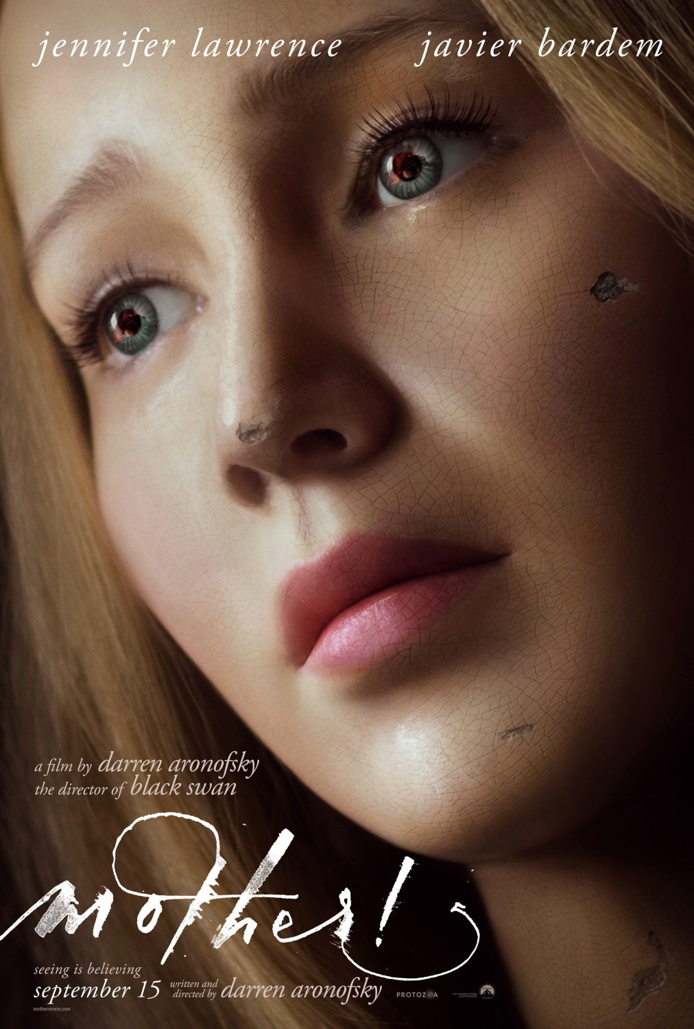 Extra Large Movie Poster Image for Mother! (#3 of 6)