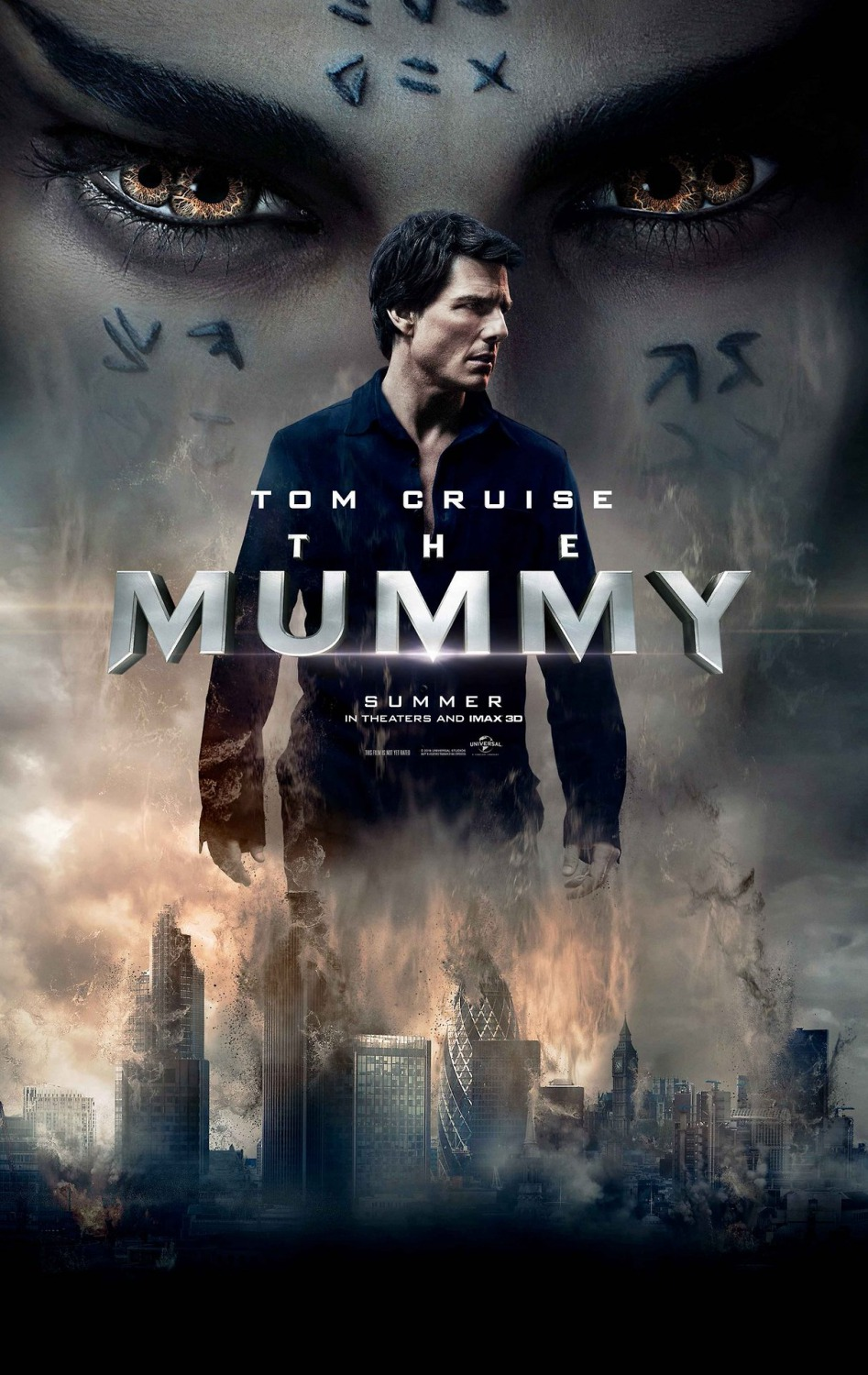 Extra Large Movie Poster Image for The Mummy (#3 of 10)