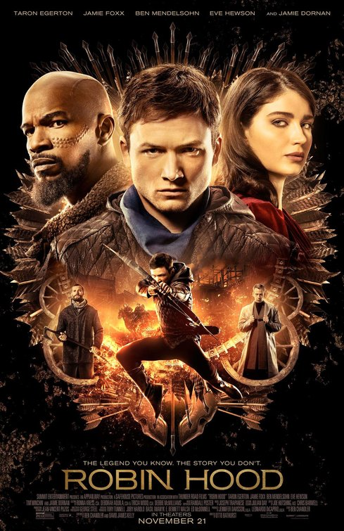 Robin Hood Movie Poster