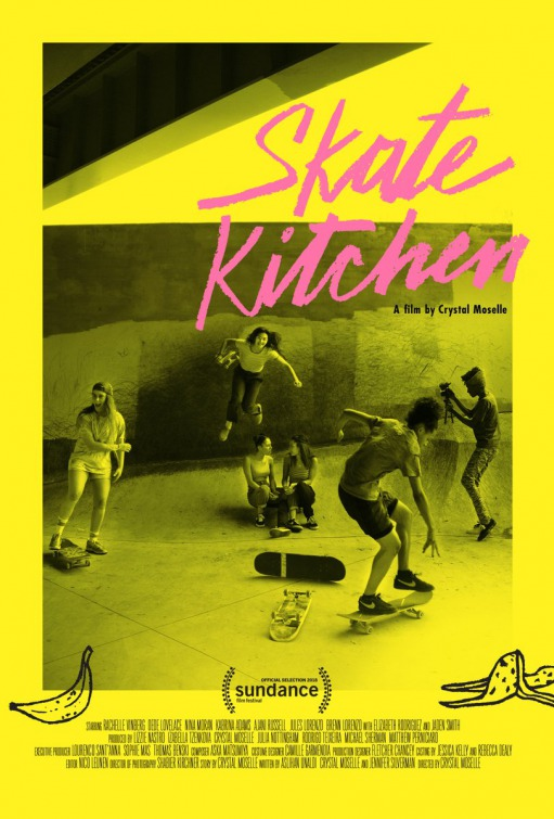 Skate Kitchen Movie Poster