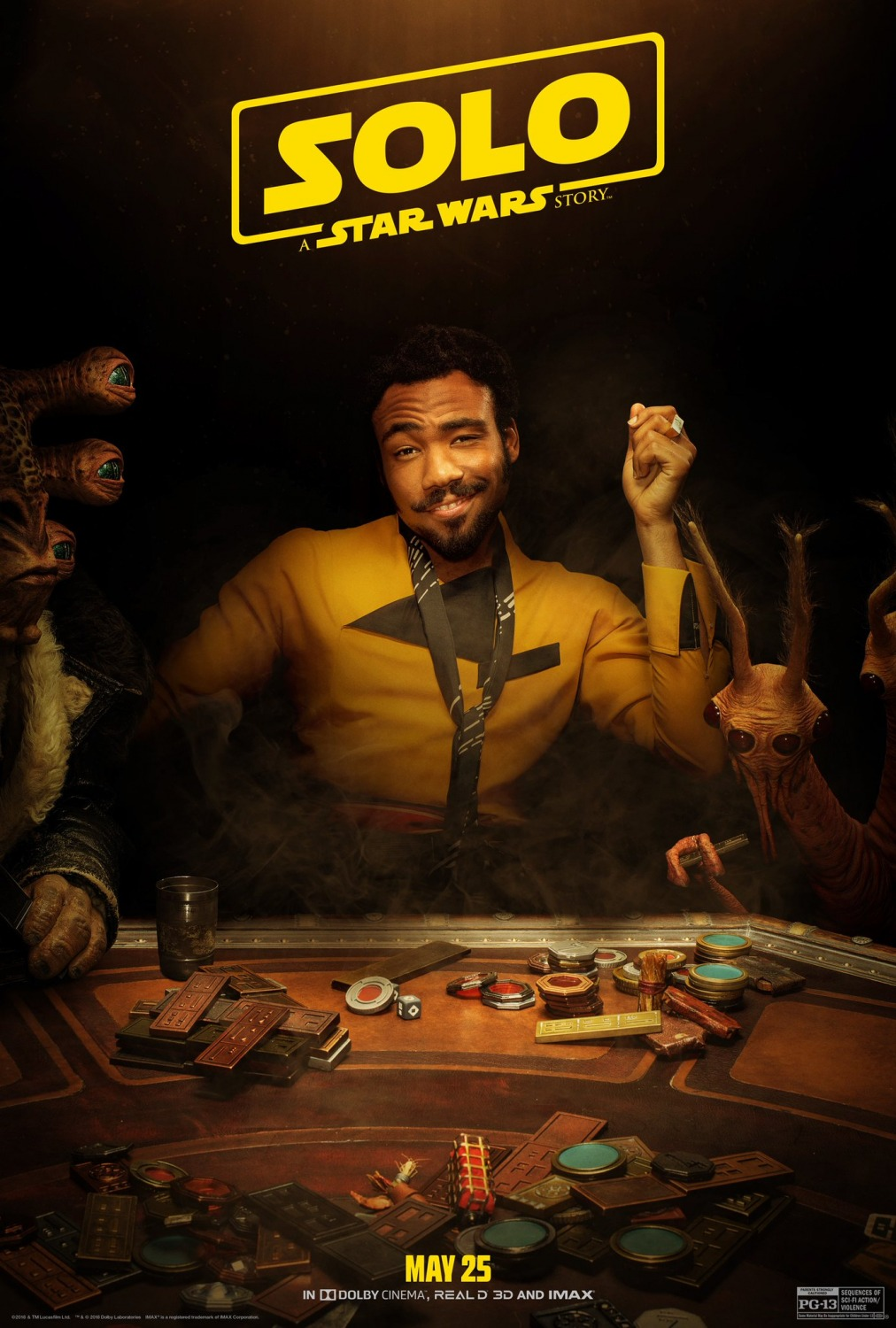 Extra Large Movie Poster Image for Solo: A Star Wars Story (#42 of 45)