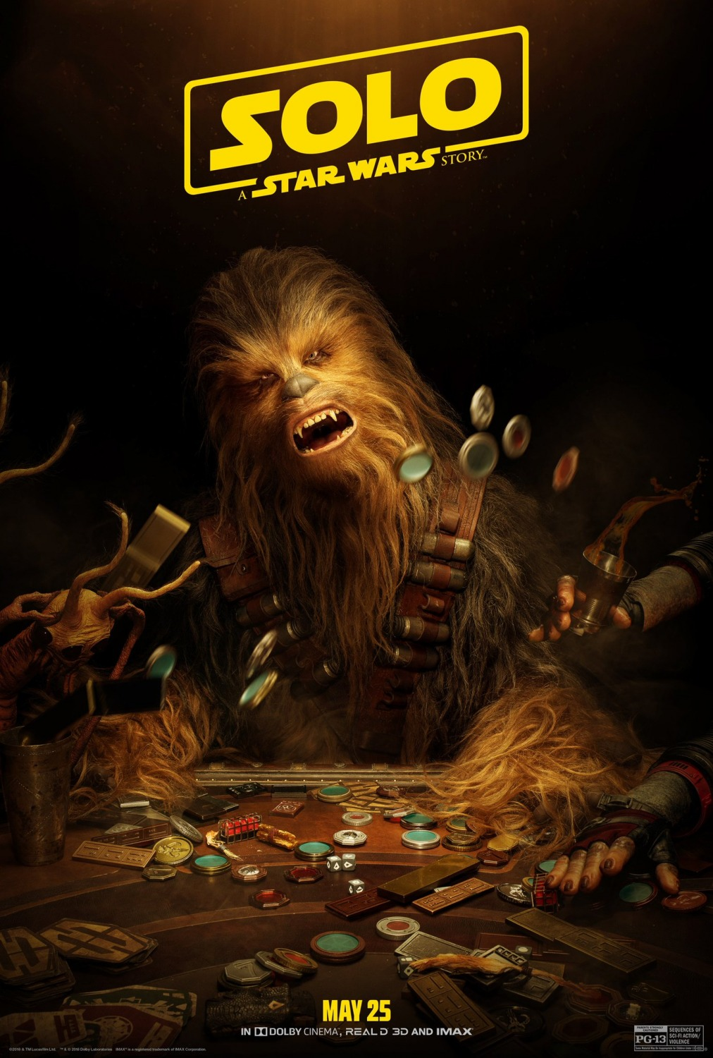 Extra Large Movie Poster Image for Solo: A Star Wars Story (#45 of 45)