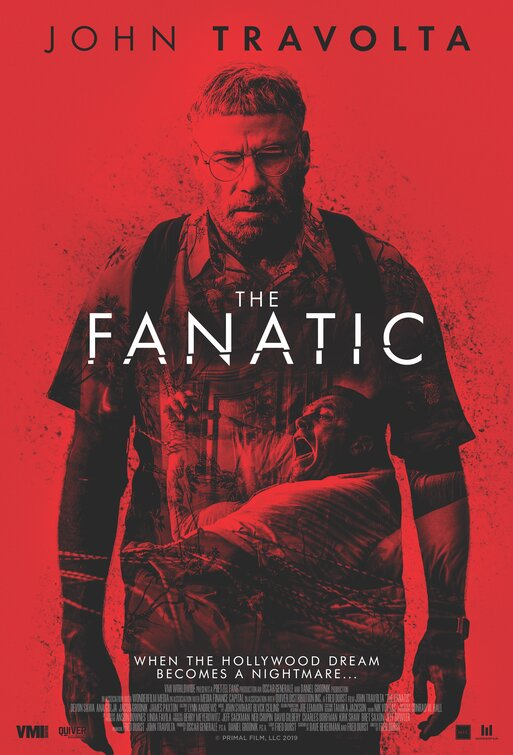 The Fanatic Movie Poster