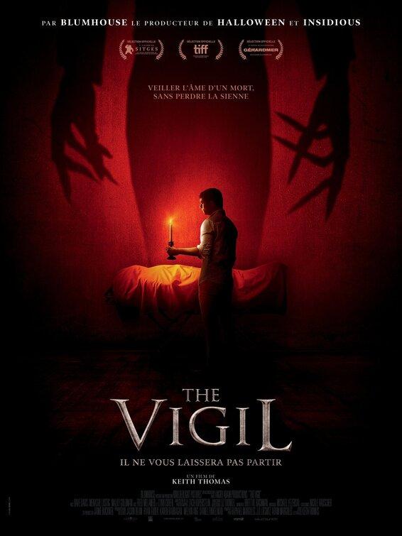 The Vigil Movie Poster