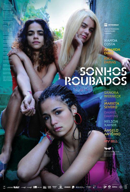 Poster do filme Sonhos Roubados