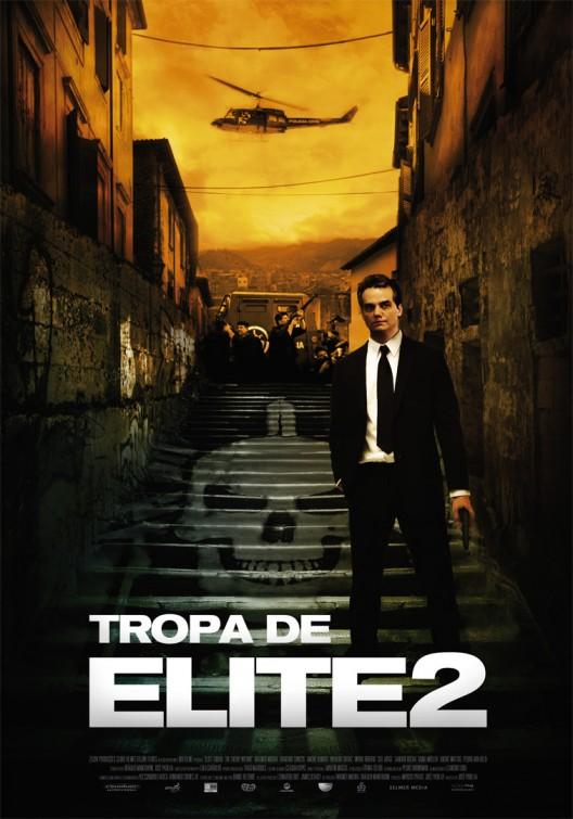 Poster do filme Tropa de elite 2 - O inimigo agora é outro