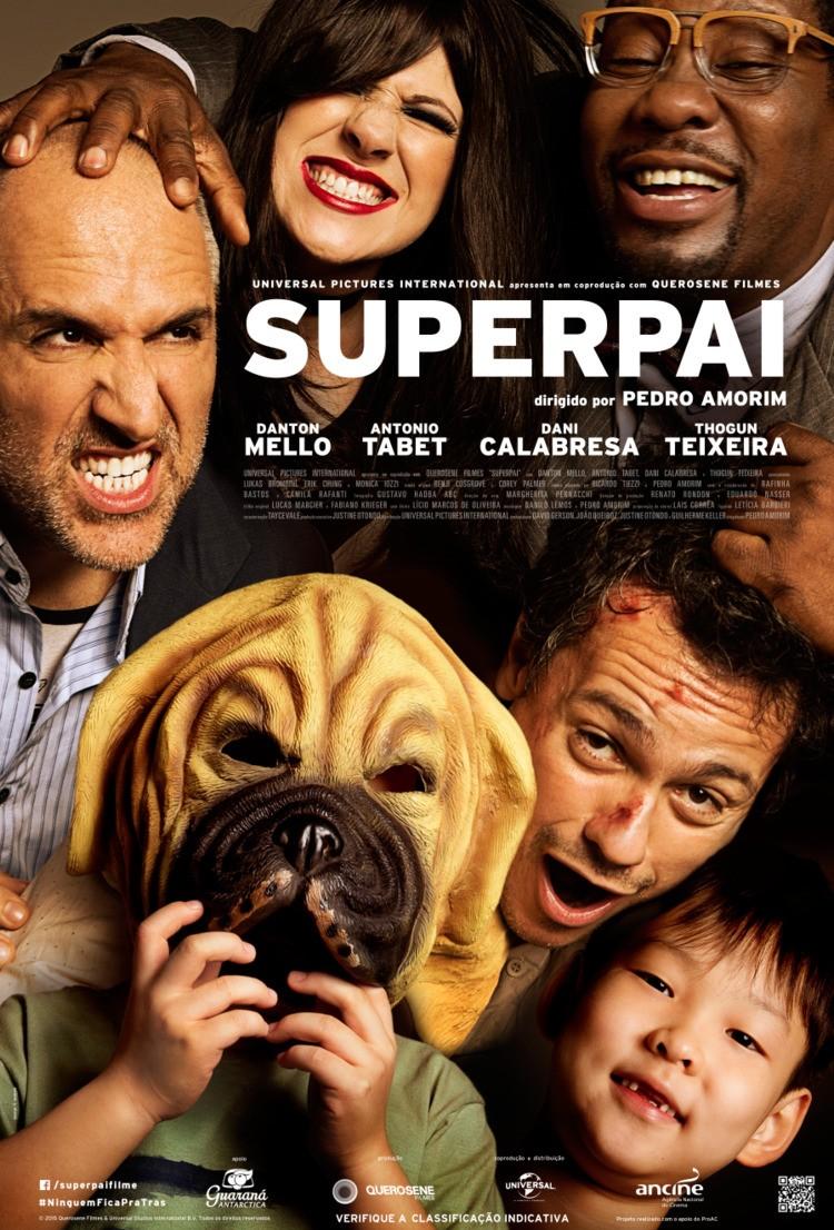 Poster do filme Superpai