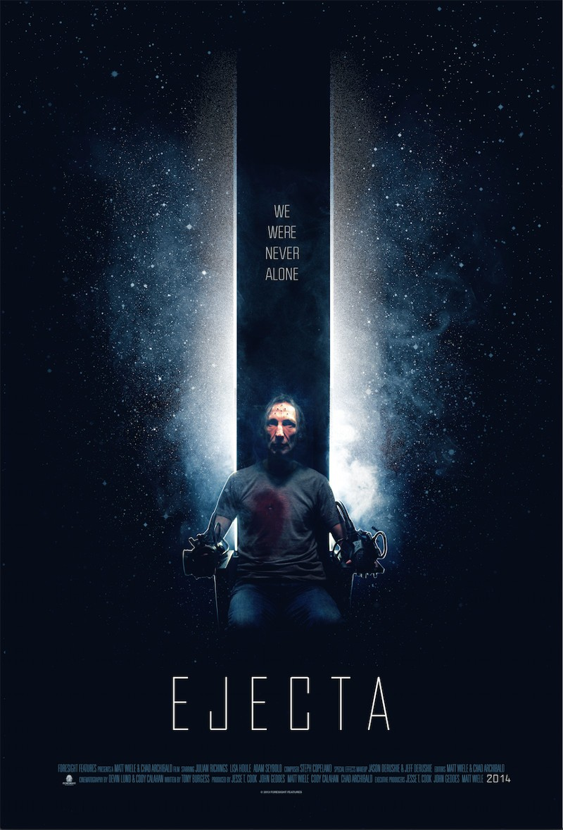 Poster do filme Ejecta