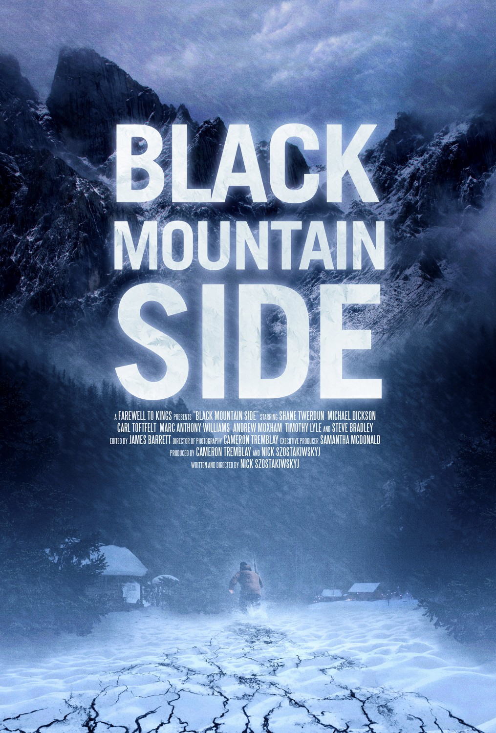Extra Large Movie Poster Image for Black Mountain Side