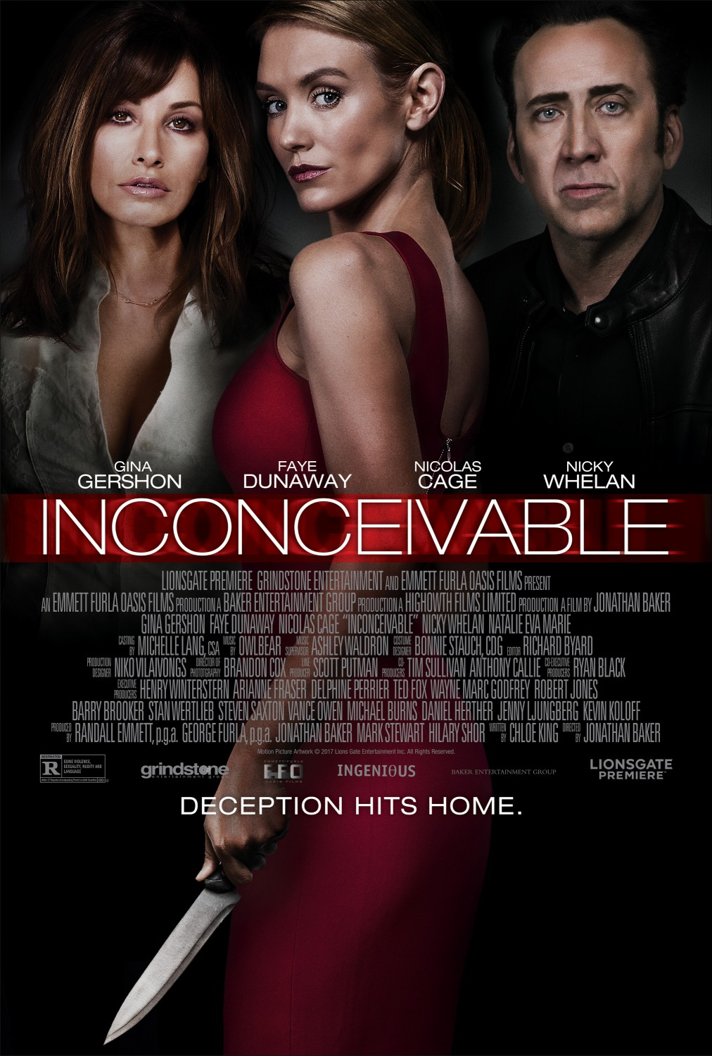 Image result for inconceivable movie poster