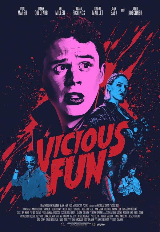 Vicious Fun Movie Poster