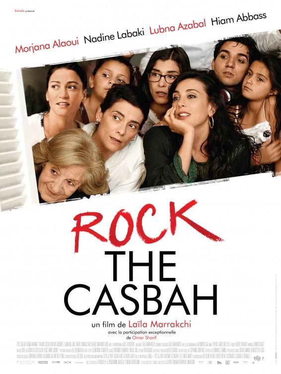 Poster do filme Rock the Casbah