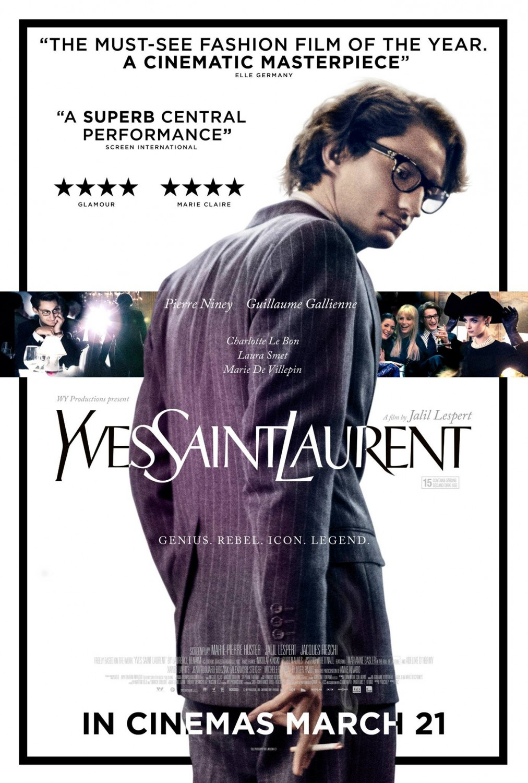 Poster do filme Yves Saint Laurent