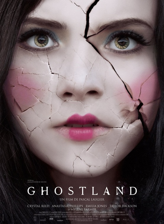 Ghostland Movie Poster