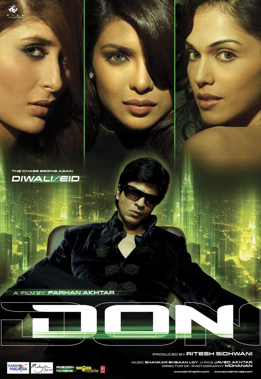 Poster do filme Don