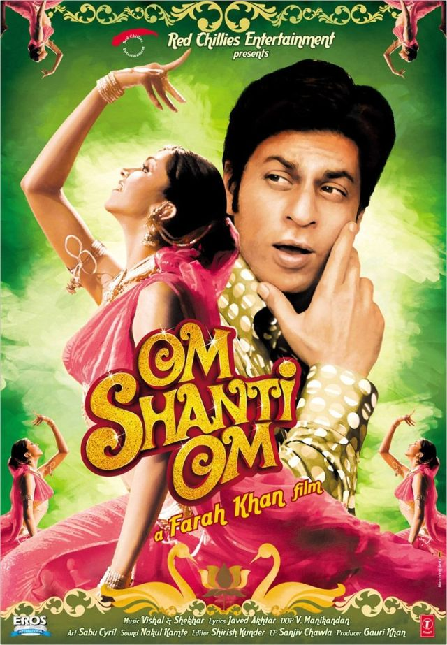 Extra Large Movie Poster Image for Om Shanti Om