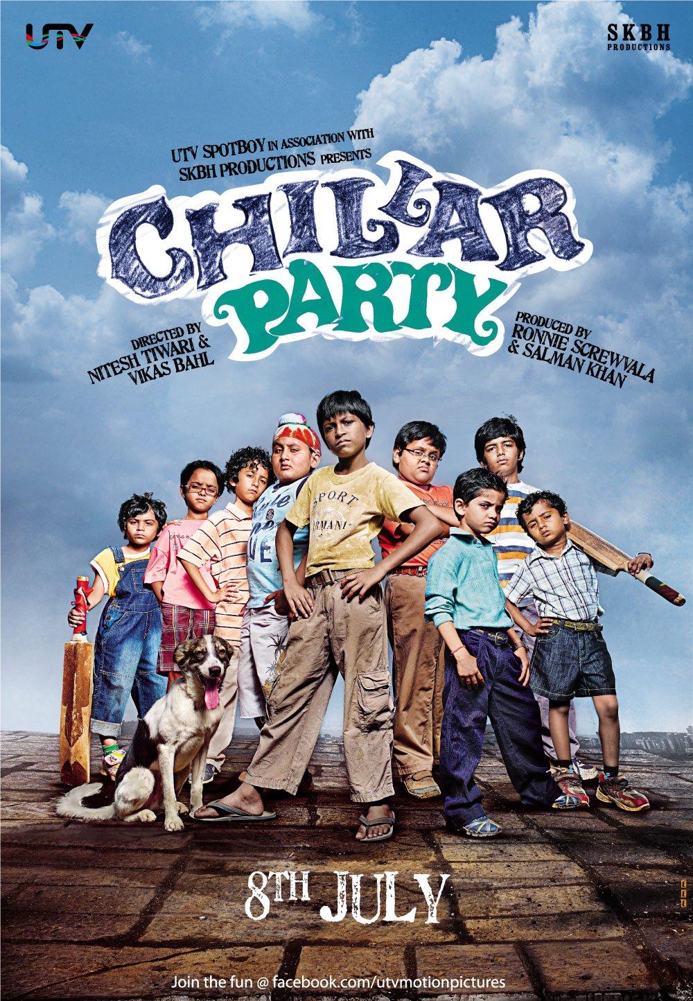 Poster do filme Chillar Party