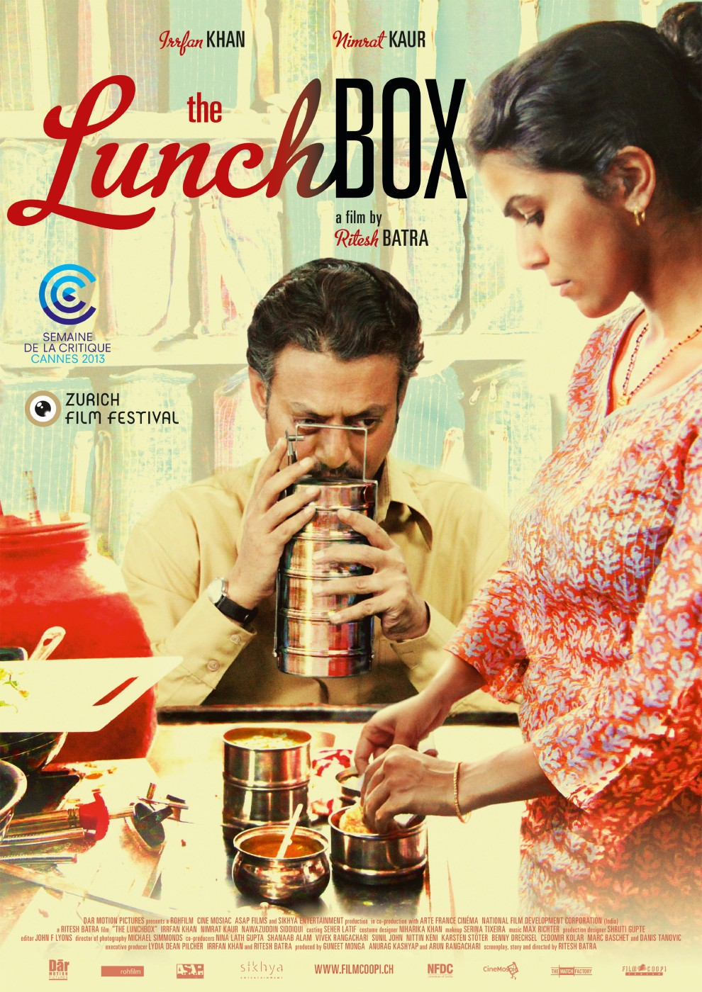 Poster do filme Lunchbox