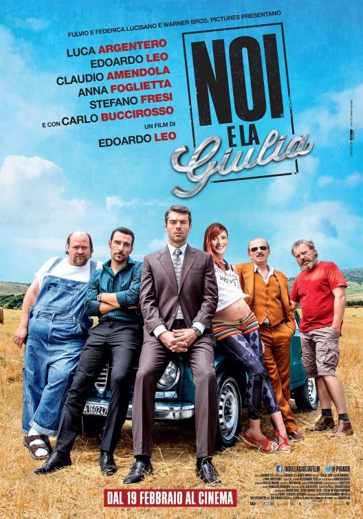 Poster do filme Giulia