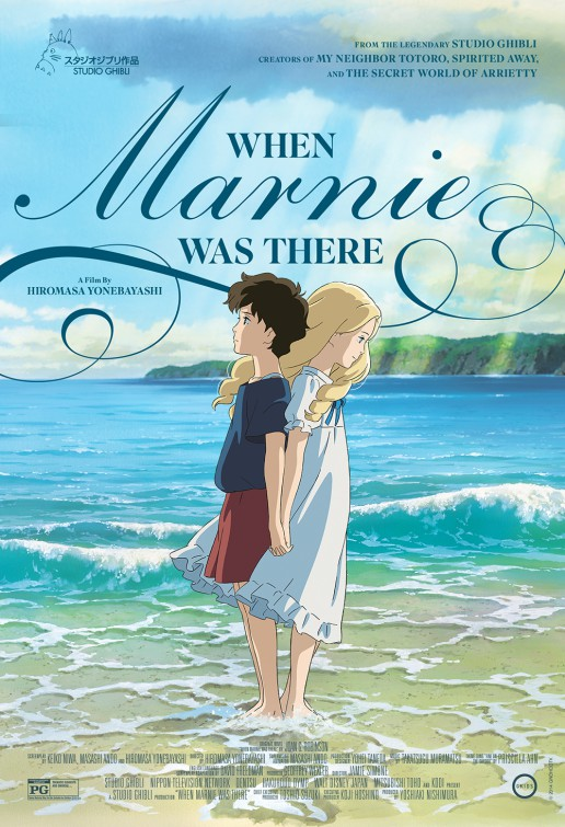 Image result for When Marnie was there movie poster