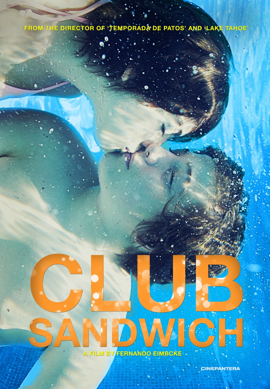 Poster do filme Club Sándwich