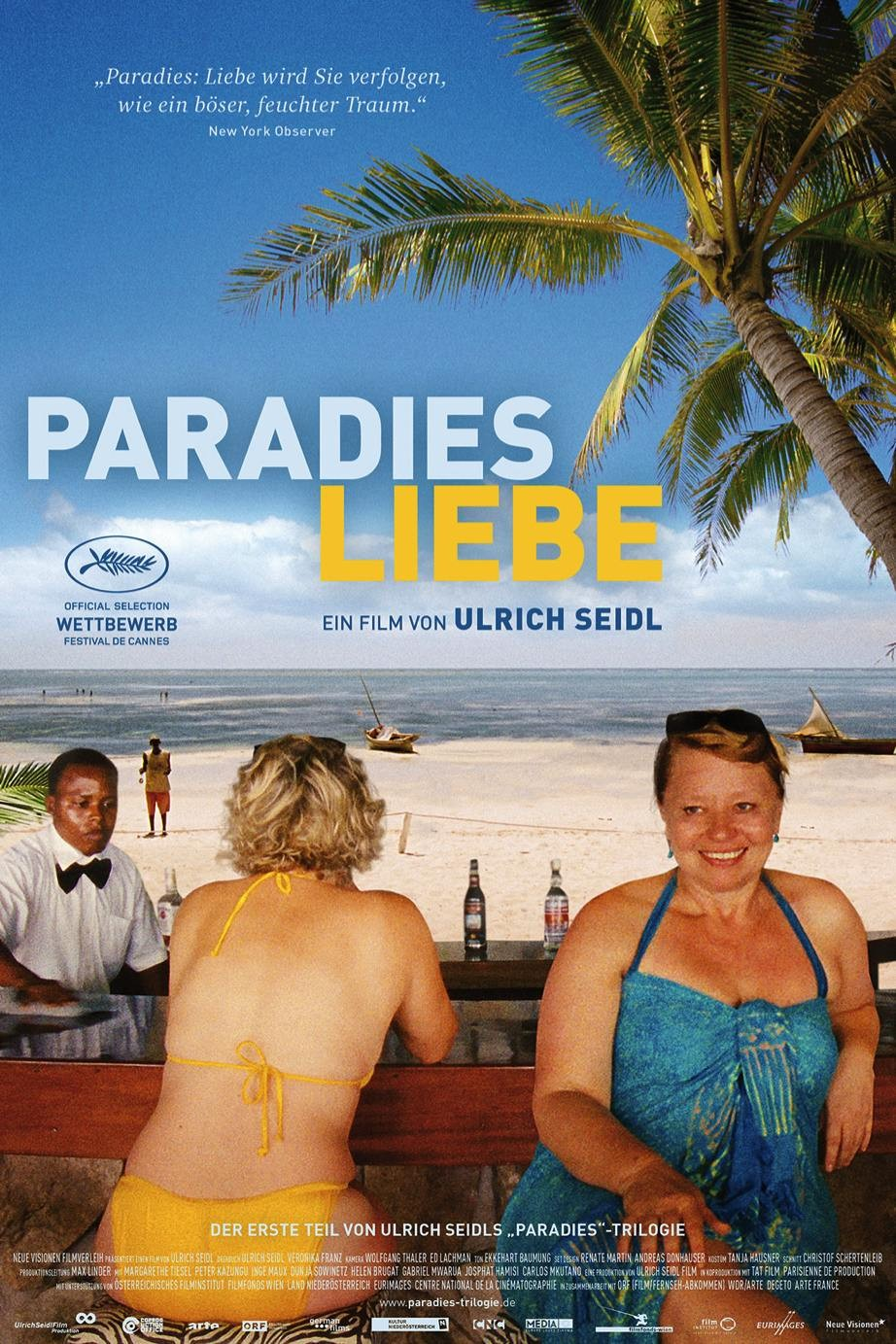 Paradies: Liebe 2012 movie