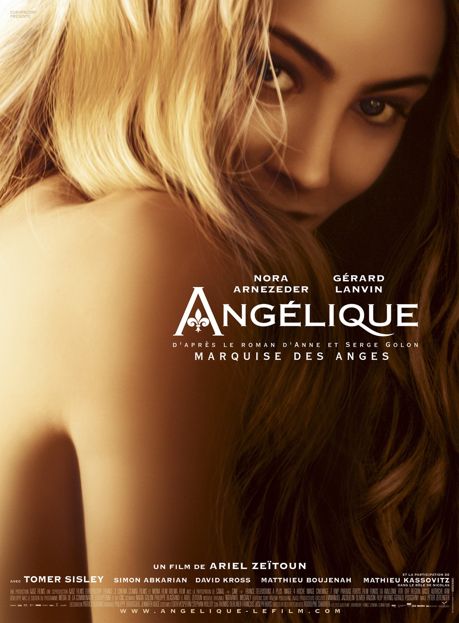 Poster do filme Angélique