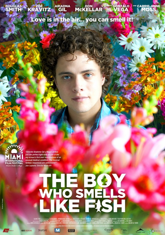 The boy who smells like fish treading water overview for Pee smells like fish