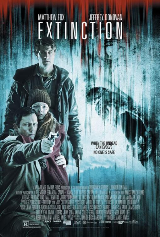 Poster do filme Extinction