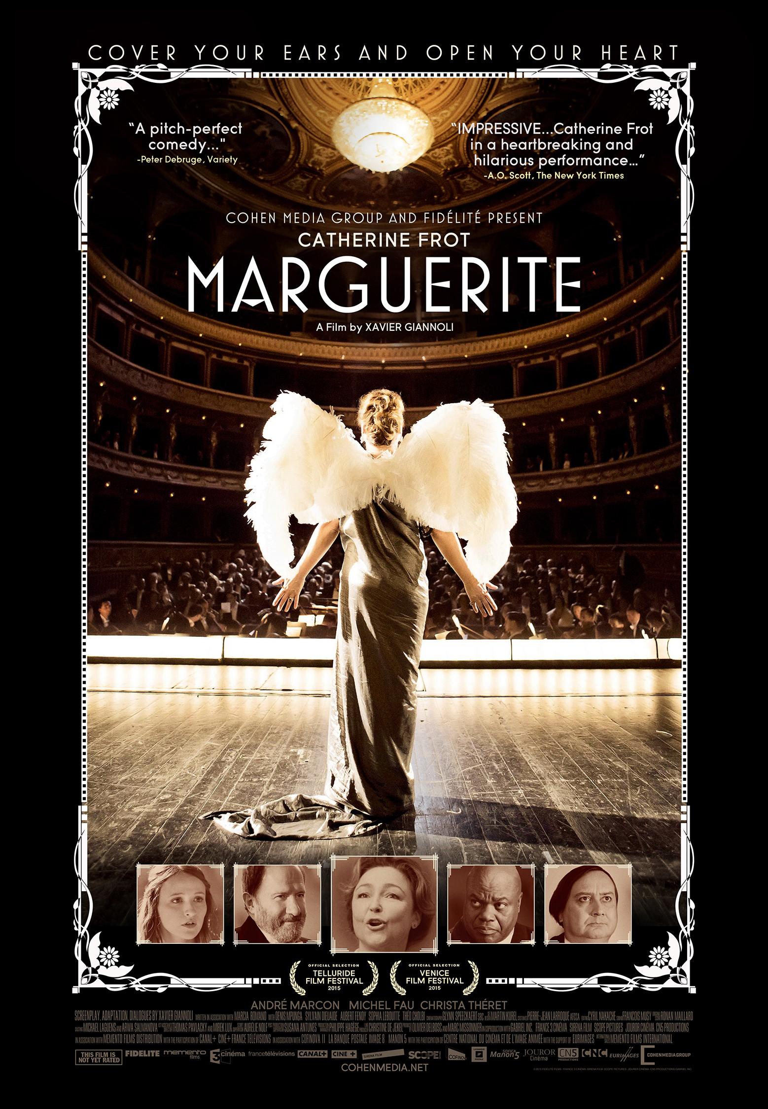 Poster do filme Marguerite