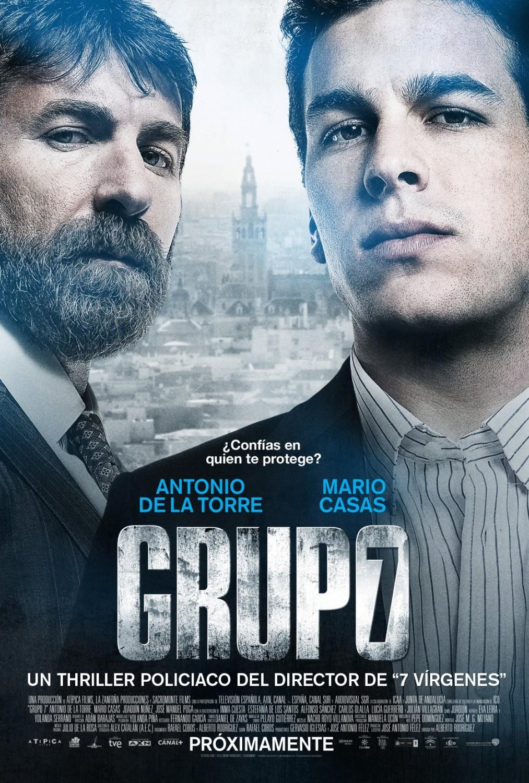 Poster do filme O Grupo