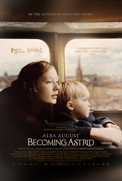 Unga Astrid Movie Poster
