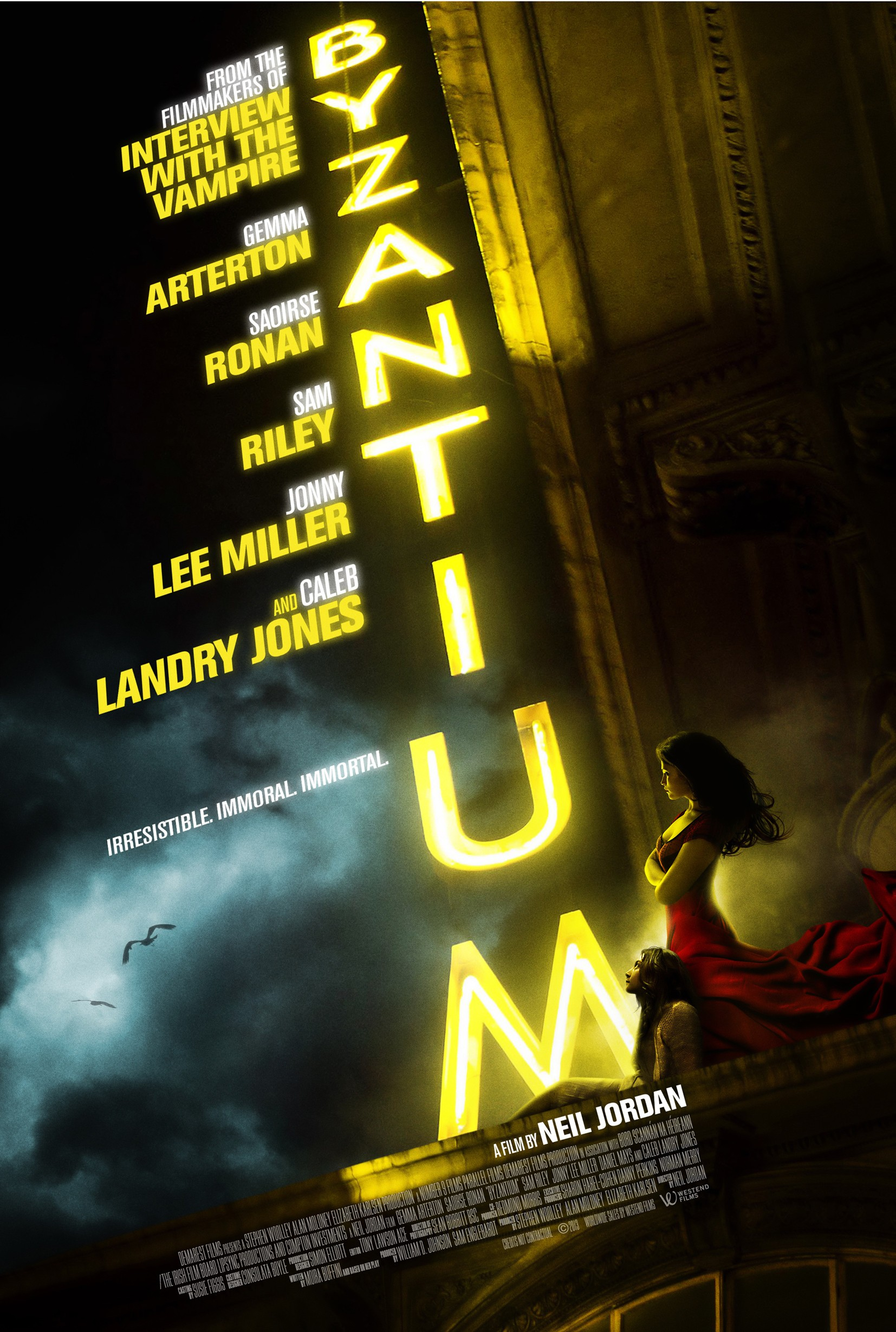 Poster do filme Byzantium