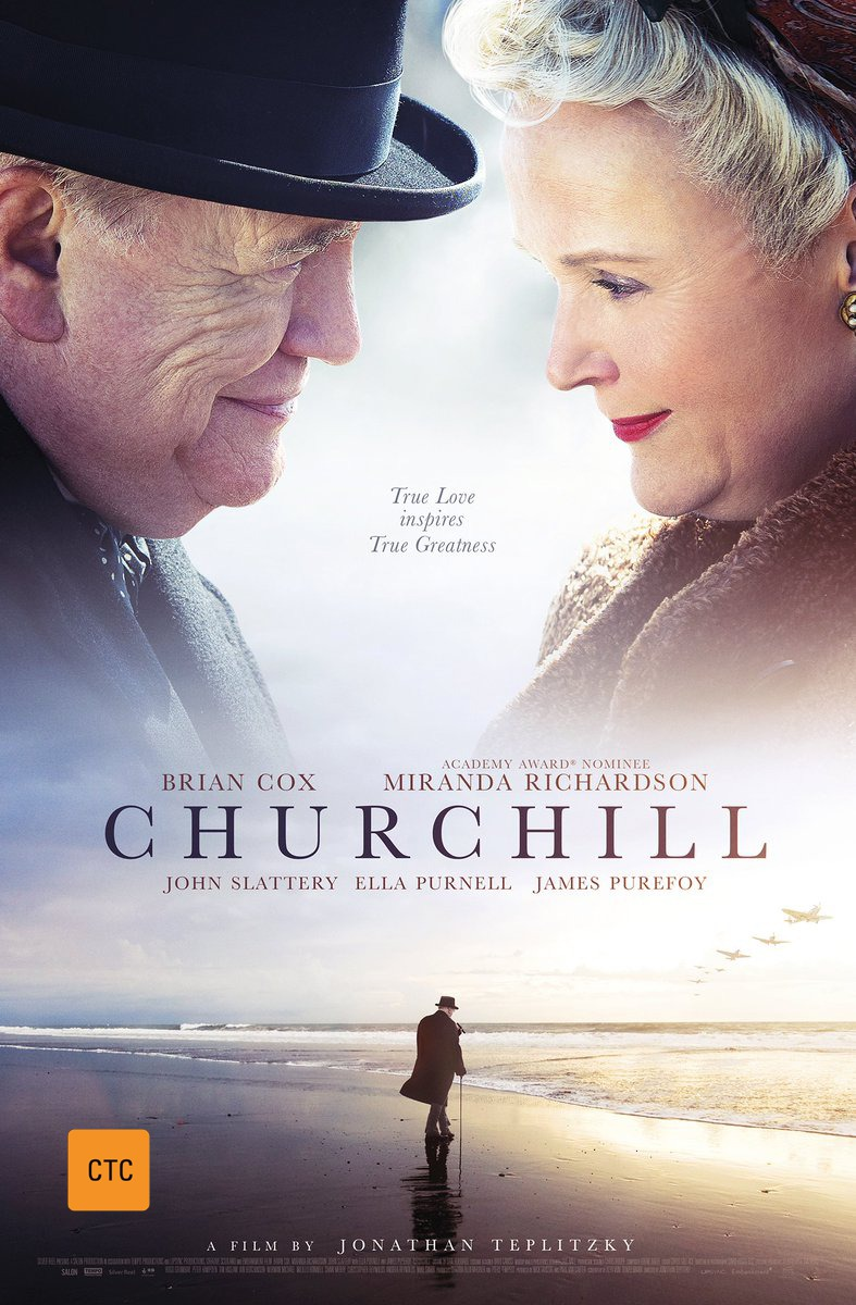 Image result for Churchill 2017 movie poster