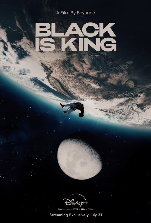 Black Is King Movie Poster