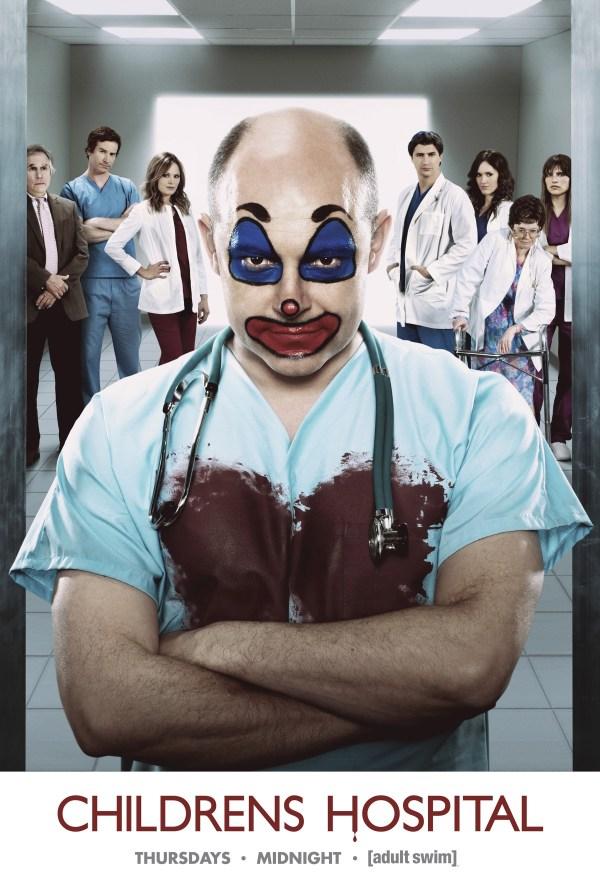 Childrens Hospital (#2 of 10): Mega Sized Movie Poster ...