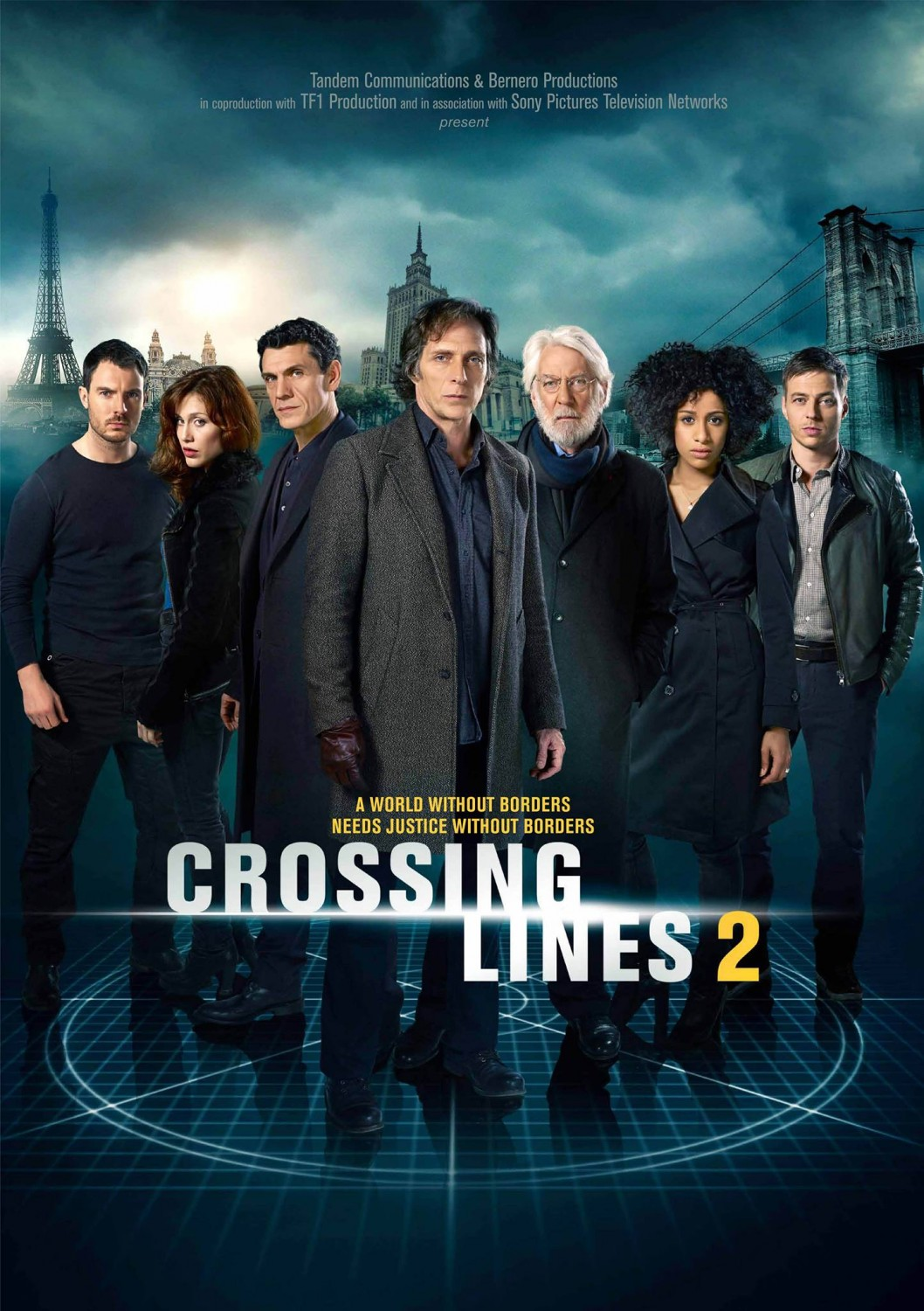 Poster do filme Crossing