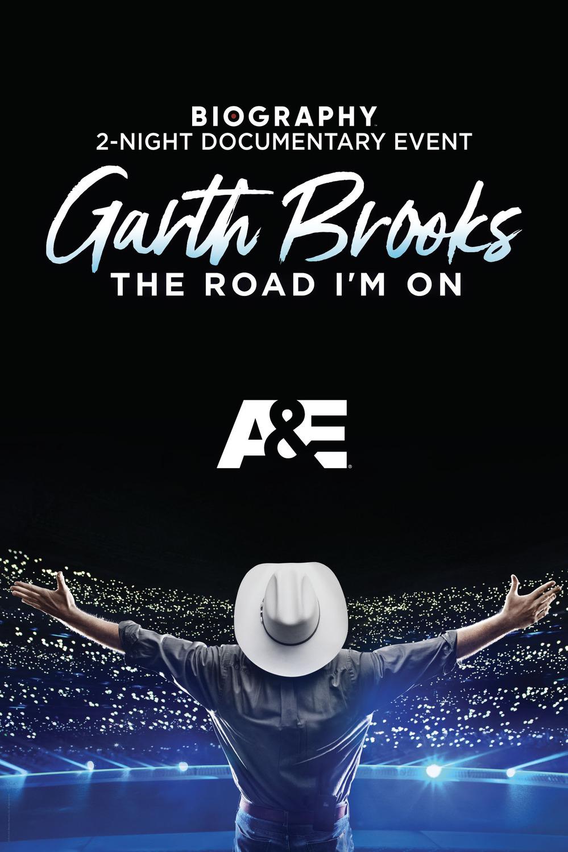 garth brooks the road i m on 1 of 2 extra large movie poster image imp awards