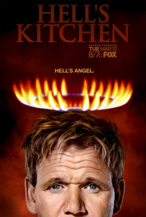 Hell's Kitchen TV Poster (#5 of 6) - IMP Awards