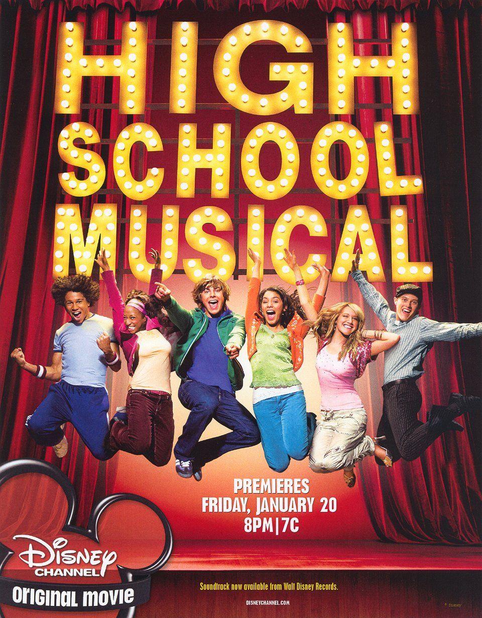 Poster do filme High School Musical