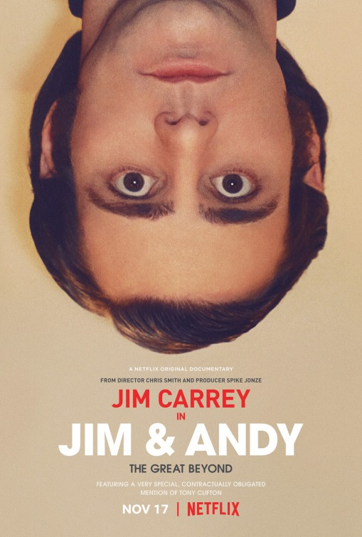 Jim & Andy Movie Poster
