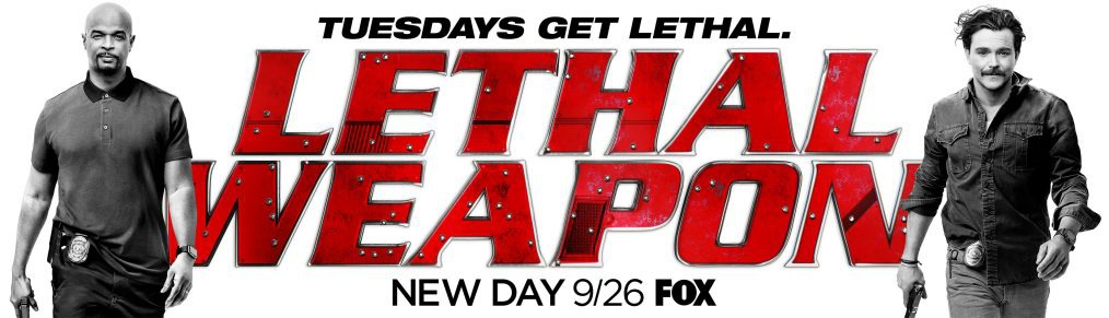 Extra Large Movie Poster Image for Lethal Weapon (#2 of 3)