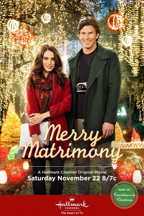 Poster do filme The Matrimony