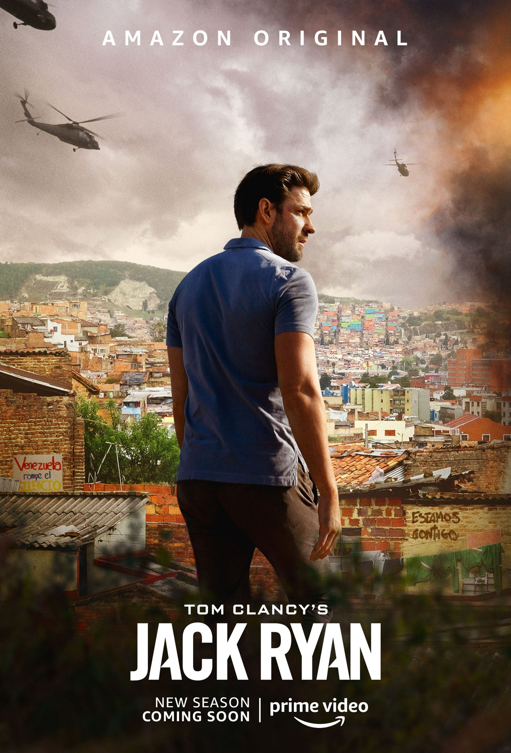 Extra Large Movie Poster Image for Tom Clancy's Jack Ryan (#5 of 5)