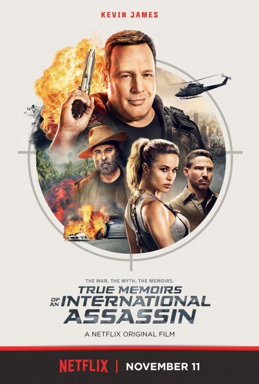 The True Memoirs of an International Assassin Movie Poster