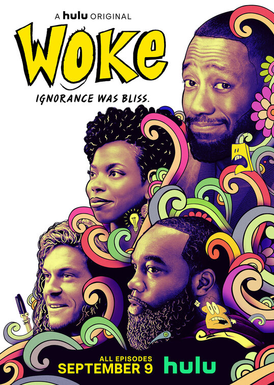 Woke Movie Poster
