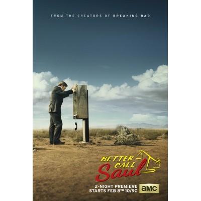 Better Call Saul Tv Poster Internet Movie Poster Awards