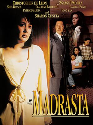 Poster do filme A Madrasta