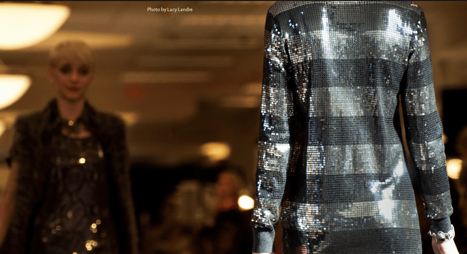 Fashion Show – Silver Jacket